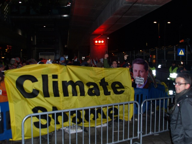 Canada's climate policy is a climate shame