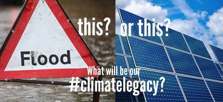 What's your #climatelegacy Canada?